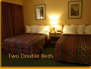 glacier park lodge double beds