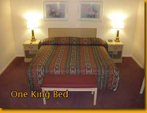 glacier park lodge king bed
